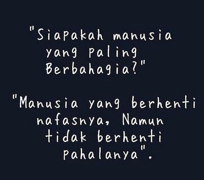 Mencontohkan perbuatan baik dalam Islam