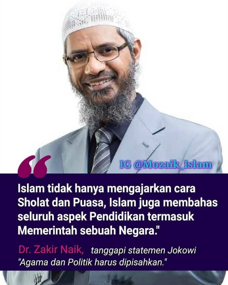 Islam membahas seluruh aspek