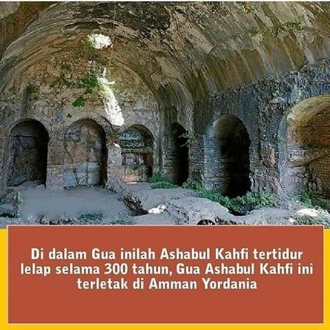5 Tanda Kekuasaan Allah kepada para Ashabul Kahfi